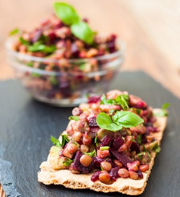 the-lentil-salad-beets-and-peanuts