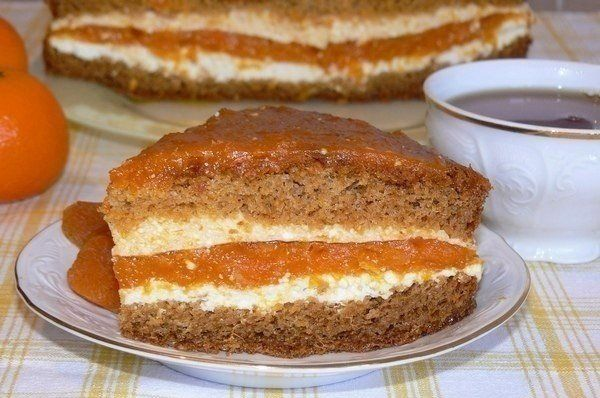 cake-with-dried-apricots-and-cottage-cheese