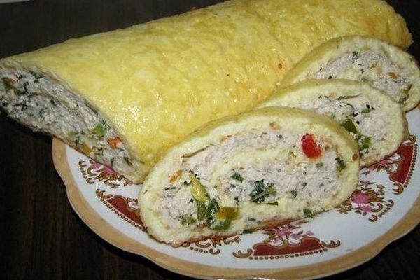 cheese-egg-rolls-with-ground-chicken