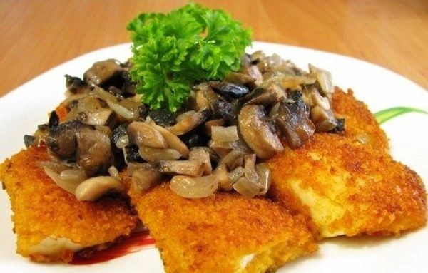 fried-fish-with-mushrooms