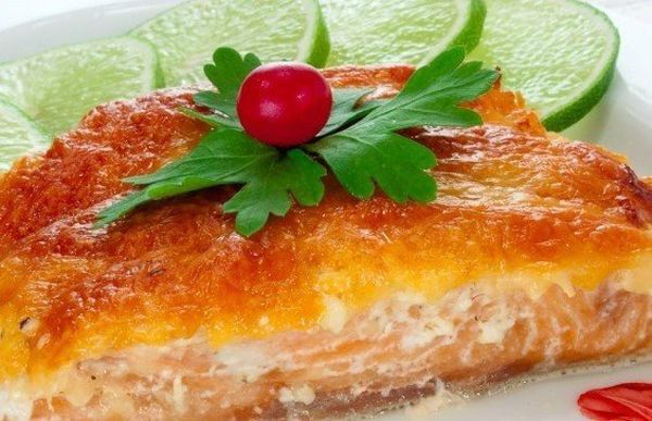 salmon-baked-with-cheese