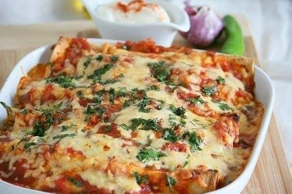 enchiladas-with-chicken
