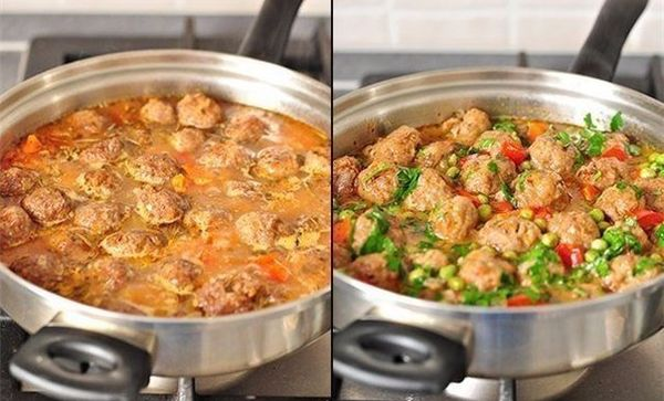 meatballs-with-vegetable-ragout