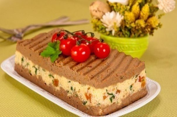 Pate-with-chicken-liver-and-cheese